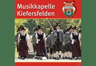 Musikkapelle Kiefersfelden - Blasmusik aus Bayern-Instrumental  - (CD)