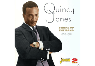 Quincy Jones - STRIKE UP THE BAND  - (CD)