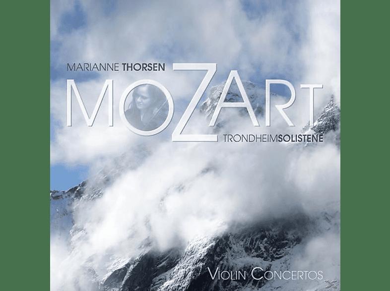 Marianne Thorsen, Trondheim Solistene - Violinkonzerte 3+4 [Vinyl]