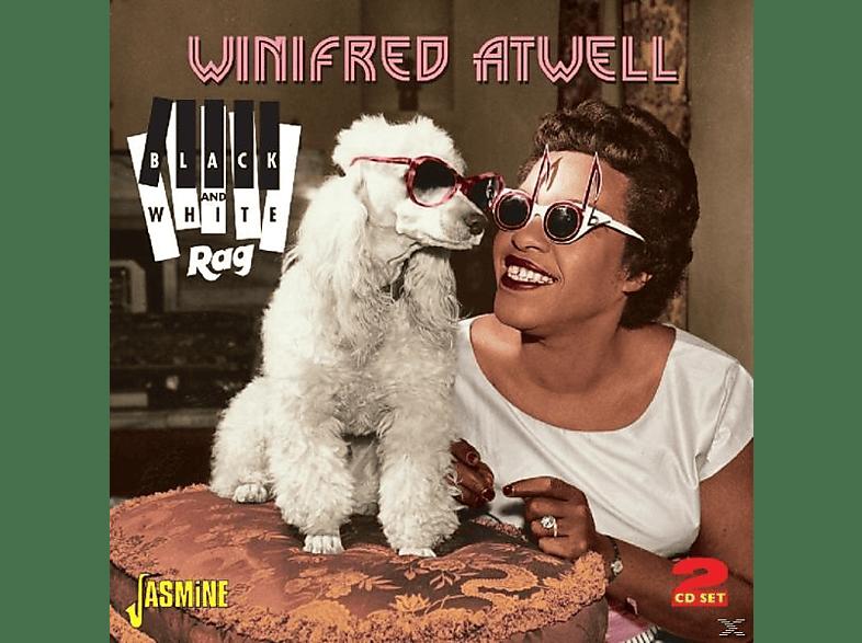 Winfred Atwell - Black & White Rag [CD]