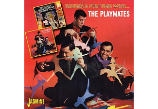 The Playmates - Having A Fun Time With  - (CD)
