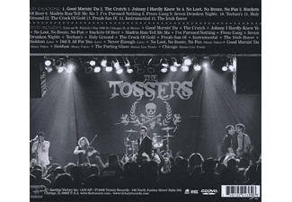 The Tossers - LIVE ON ST. PATRICK'S DAY  - (CD)