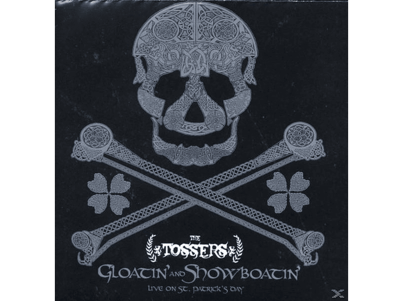 The Tossers - LIVE ON ST. PATRICK'S DAY [CD]