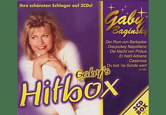 Gaby Baginsky - Gabys Hitbox  - (CD)