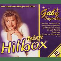 Gaby Baginsky - Gabys Hitbox [CD]