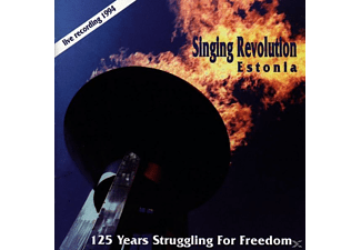 VARIOUS - Singing Revolution Estonia  - (CD)