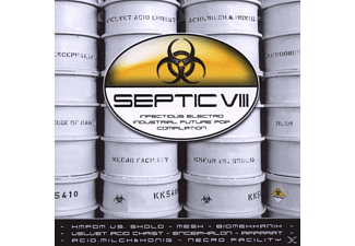 VARIOUS - Septic Viii  - (CD)