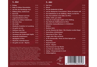 Original Cast Wien 2005 - Elisabeth - Das Musical - Gesamtaufnahme  - (CD)