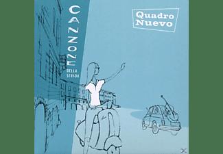Quadro Nuevo - Canzone Della Strada  - (CD)