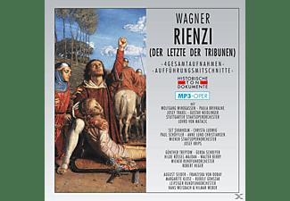 Chor & Orch.D, Chor & Orch.D.Staatsoper Stuttgart - Rienzi, Der Letzte Der Tribunen-Mp 3 Oper  - (MP3-CD)