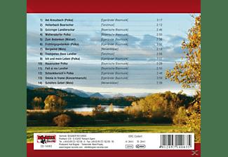 Die Obermüller Musikanten - 125 Jahre-Instrumental  - (CD)
