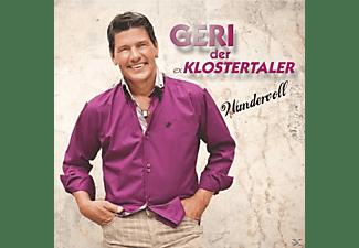 Geri Der Ex Klostertaler - Wundervoll  - (CD)