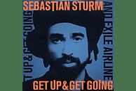 Sebastian Sturm - Get Up & Get Going [CD]