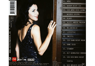 Katrin Weber - Ich Würd Dich Gerne Wieder  - (CD)