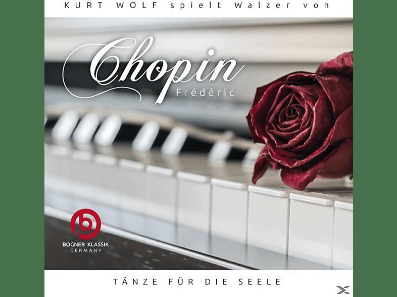 Kurt Wolf - Chopin Walzer-Nicht Zum Tanzen [CD]