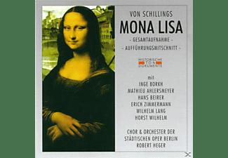 Chor & Orch.D.Städt.Oper Berlin - Mona Lisa  - (CD)