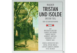 Chor & Orch.Des Royal Opera House - Tristan Und Isolde-Erster Teil  - (CD)