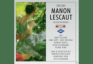 Chor U.Orch.Des Nordwestdeutschen Rundfunks - Manon Lescaut (Ga)  - (CD)