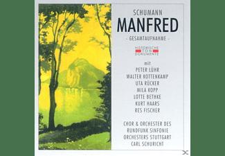 Carl Schuricht, Chor & Orch.Des RSO Stuttgart - Manfred (Ga)  - (CD)