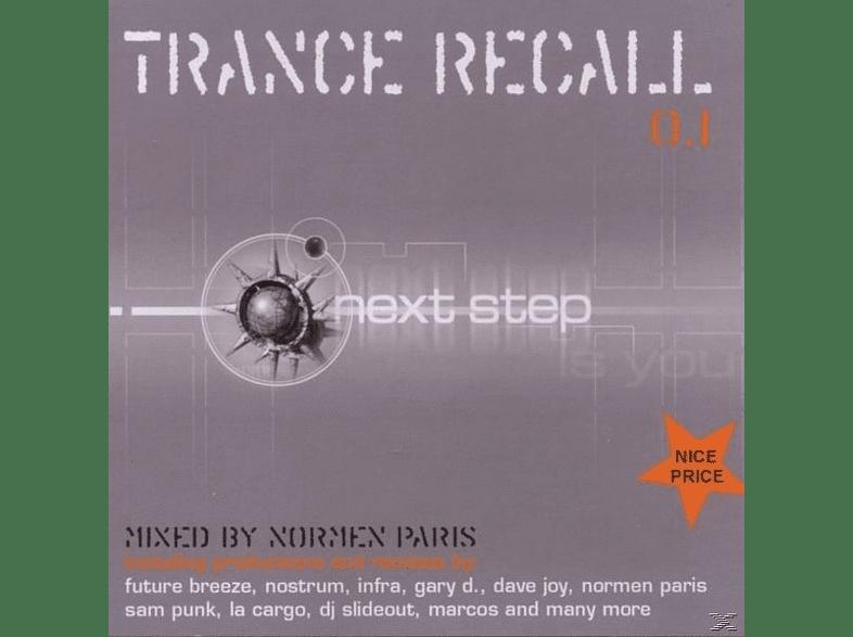 VARIOUS - trance recall [CD]