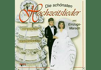 VARIOUS - Die Schönsten Hochzeitslieder  - (CD)