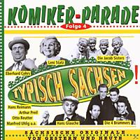 Cohrs/Statz/Glauche/Preil/Ehlert/Reutter/+ - Komiker-Parade Folge 04 [CD]