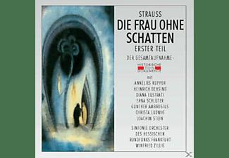 Sinf.Orch.D.Hess.Rundfunks - Die Frau Ohne Schatten-Teil 1  - (CD)