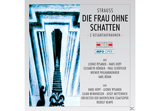 Wiener Philharmoniker, Chor Der Wiener Staatsoper - Die Frau Ohne Schatten (Ga)-Mp 3  - (MP3-CD)