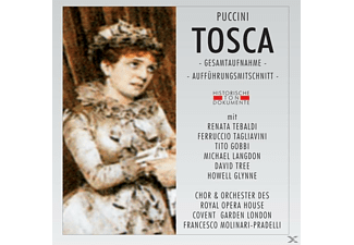 Chor & Orch.Des Royal Opera House - Tosca (Ga)  - (CD)