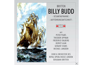 VARIOUS - Billy Budd  - (CD)