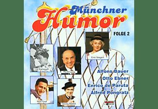 Singerl - Münchner Humor 2  - (CD)
