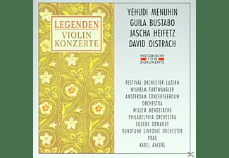 Amsterdam, Festival Orch.Luzern - Legenden-Menuhin/Bustabo/Hei  - (CD)