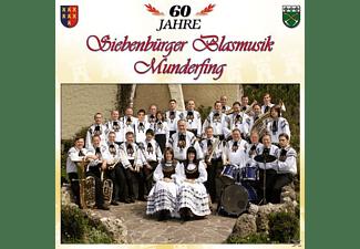 Siebenbürger Blasmusik Munderf - 60 Jahre  - (CD)