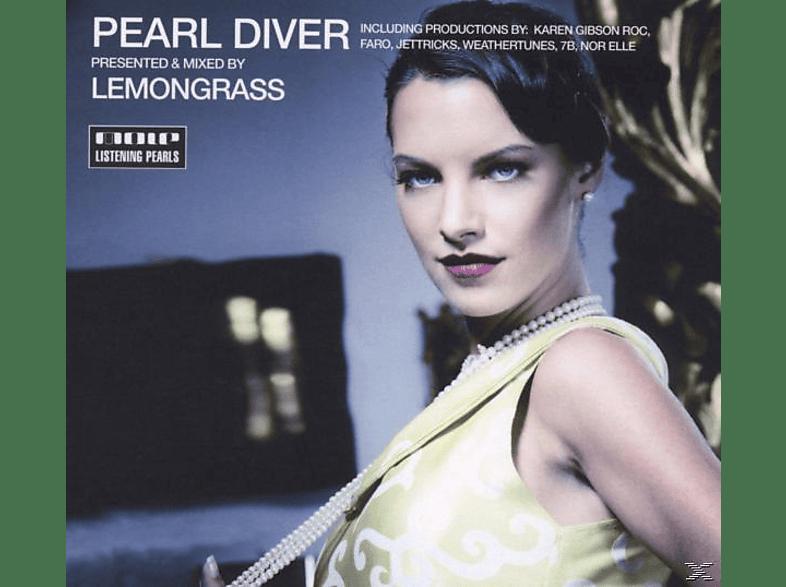 VARIOUS - Pearl Diver Presented By Lemongrass [CD]