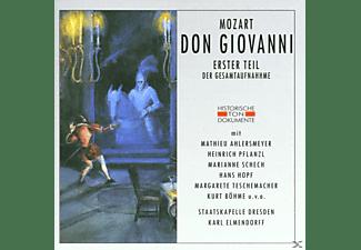 Chor D.Staatsoper Dresden - Don Giovanni (Erster Teil)  - (CD)