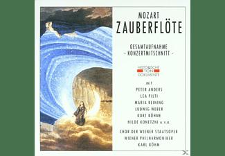 Chor Der Wiener Staatsoper - Die Zauberflöte  - (CD)