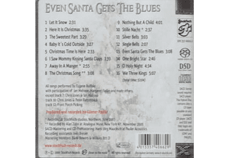 VARIOUS - Even Santa Get's The Blues  - (CD)