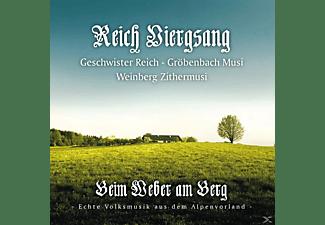 Geschwister Reich/Gröbenbach Musikanten - Volksmusik Aus Bayern  - (CD)