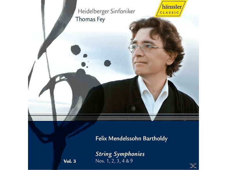 Heidelberger Sinfoniker - Streichersinfonien 1-4+9 [CD]