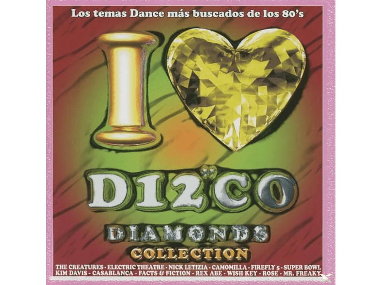 VARIOUS - I Love Disco Diamonds Vol.49 [CD]