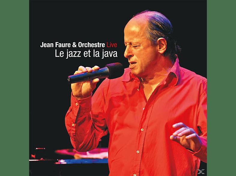 Jean & Orchestre Faure, Jean & Orchestre - Live Faure - Le Jazz Et La Java [CD]
