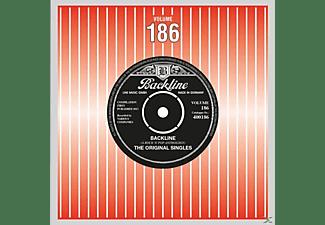 VARIOUS - Backline Vol.186  - (CD)