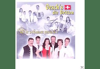 Oesch's Die Dritten - Wir schauen zurück!  - (CD)