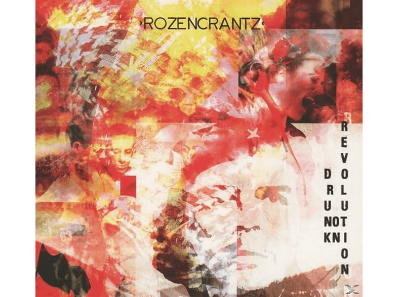 Rozencrantz - Drunk On Revolution [CD]