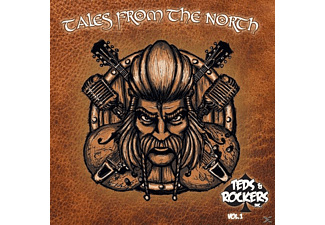VARIOUS - Teds & Rockers Inc.Vol.1-Tales From The North - (CD)