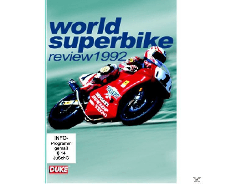WORLD SUPERBIKE REVIEW 1992 [DVD]