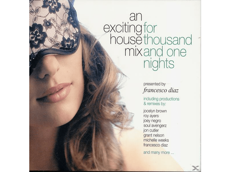 various/francesco diaz - an exciting house mix for thousand and o [CD]