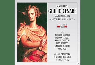 Coro E Orch.Sinf.Di Milano Della RAI - Giulio Cesare  - (CD)