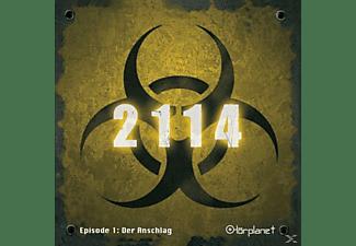 2114 - Der Anschlag (01)  - (CD)