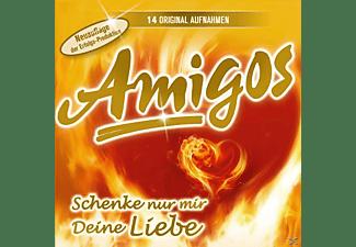 Die Amigos - Schenke nur mir Deine Liebe  - (CD)